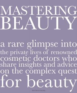 Mastering Beauty book cover.