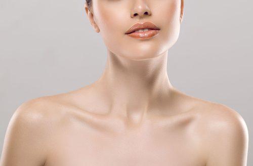 Woman neck shoulder lips nose-img-blog